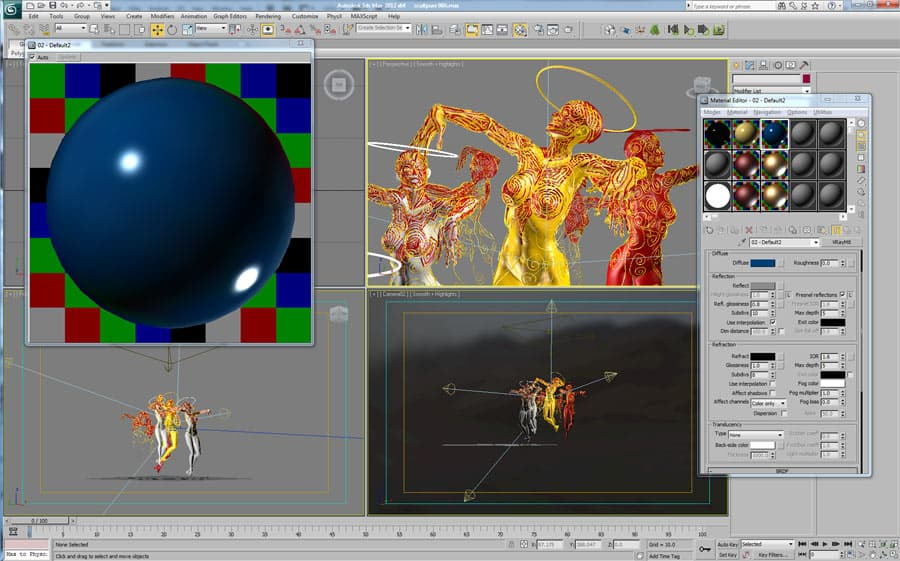 3ds Max Shaders
